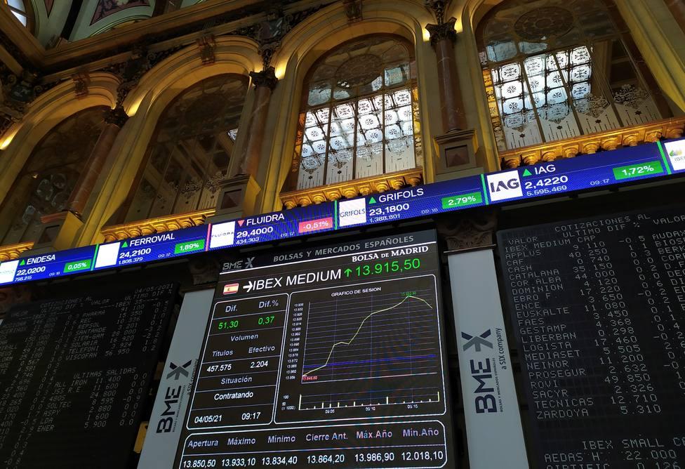 La Bolsa se gira en redondo y cierra con números rojos por la mayor tensión geopolítica en Asia