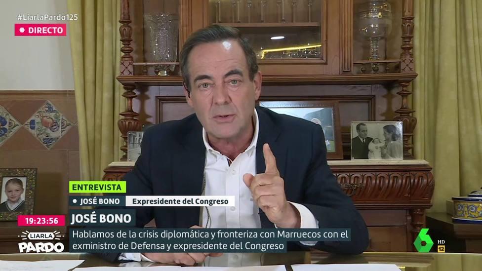 José Bono en La Sexta