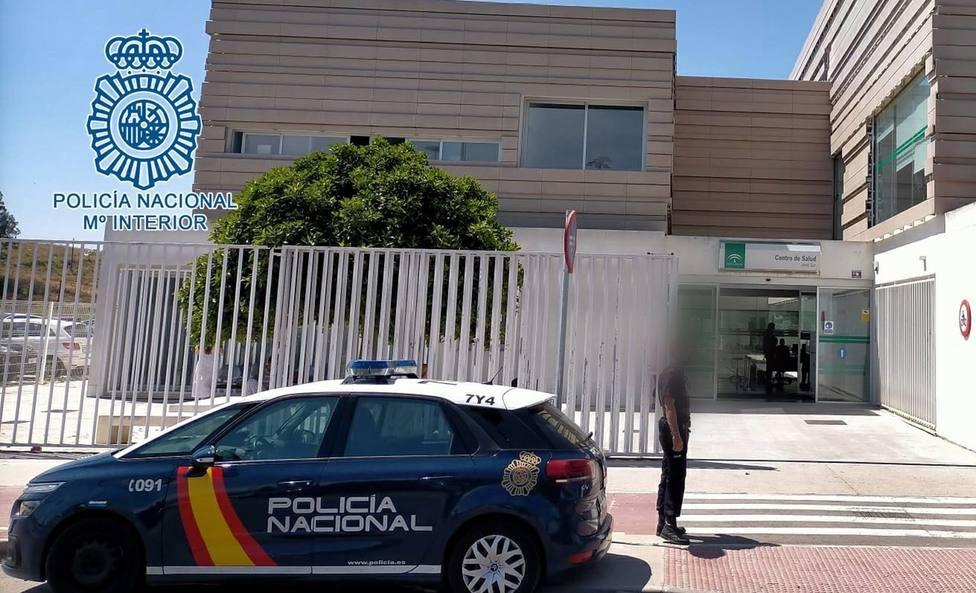 Detenidos dos jóvenes por dos robos con arma blanca en el centro de Jerez