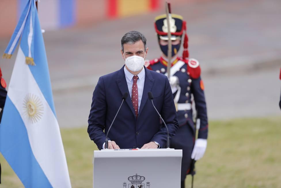 Sánchez defiende los indultos y pide confianza para transitar de un mal pasado a un futuro mejor