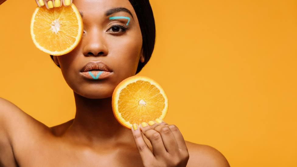 ¿Mancha la vitamina C nuestra piel?