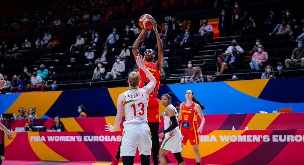 Derrota de España en Eurobasket (@BaloncestoESP)