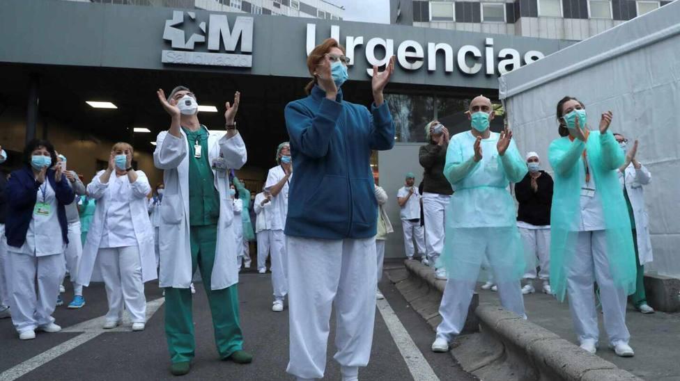 Vota | ¿Cree que nuestros sanitarios han recibido el reconocimiento que merecen por su lucha contra el covid?