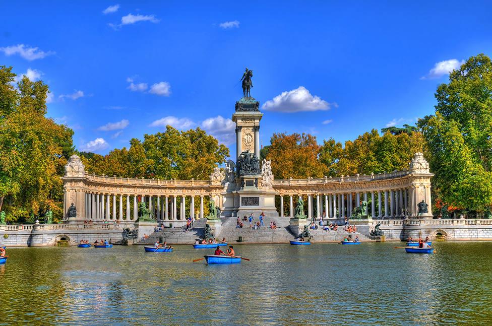 El Paisaje de la Luz del Paseo del Prado y el Retiro, inscrito como Patrimonio Mundial por la Unesco