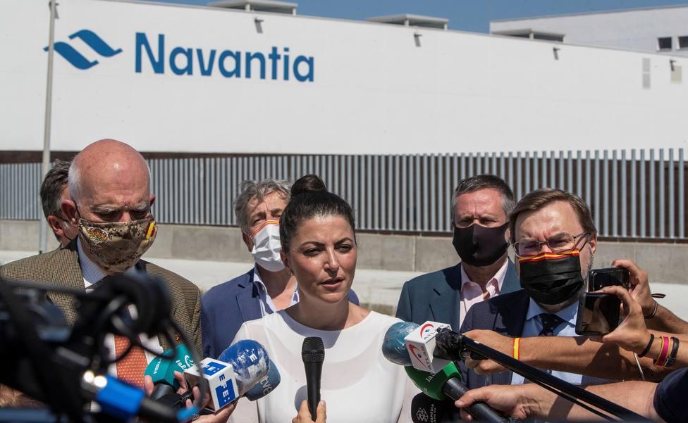 Macarena Olona cree que Moreno tiene previstas las elecciones andaluzas en enero