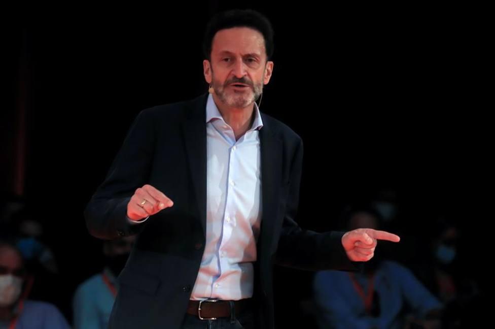 Edmundo Bal critica a Sánchez por no abroncar a Podemos por sus críticas a la Corona