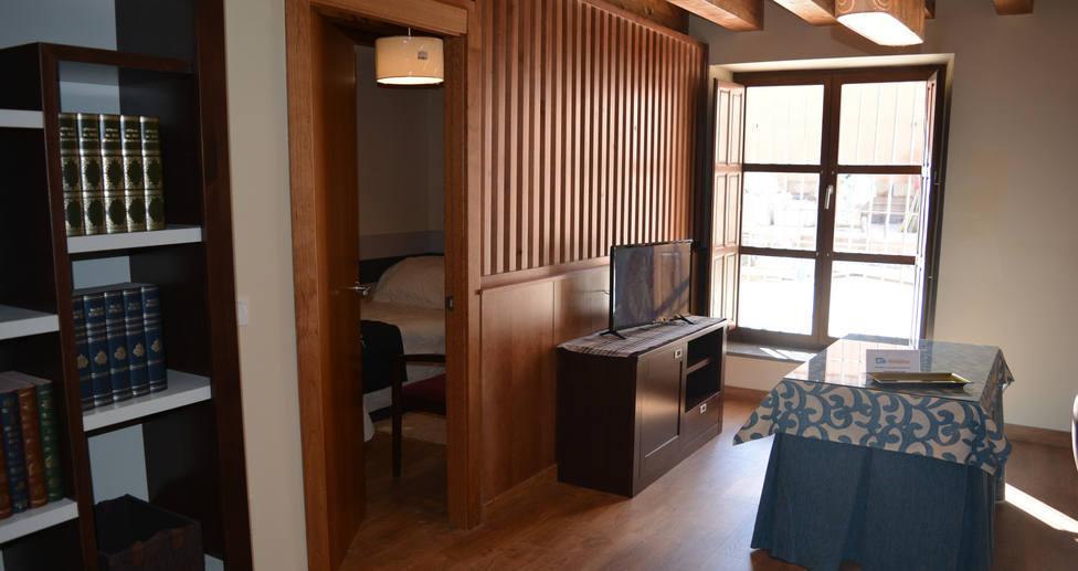 Habitación Casa Sacerdotal Guadix