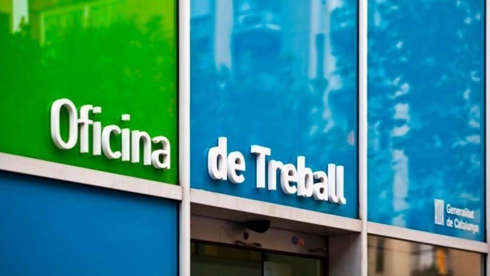 AMP.- Paro.- El paro baja en 15.368 personas en mayo en Catalunya, hasta los 481.817 desempleados