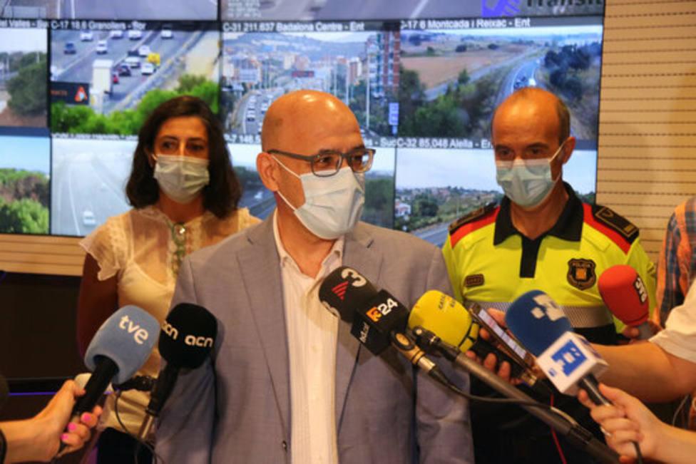 Medidas de tránsito los domingos de septiembre en Cataluña