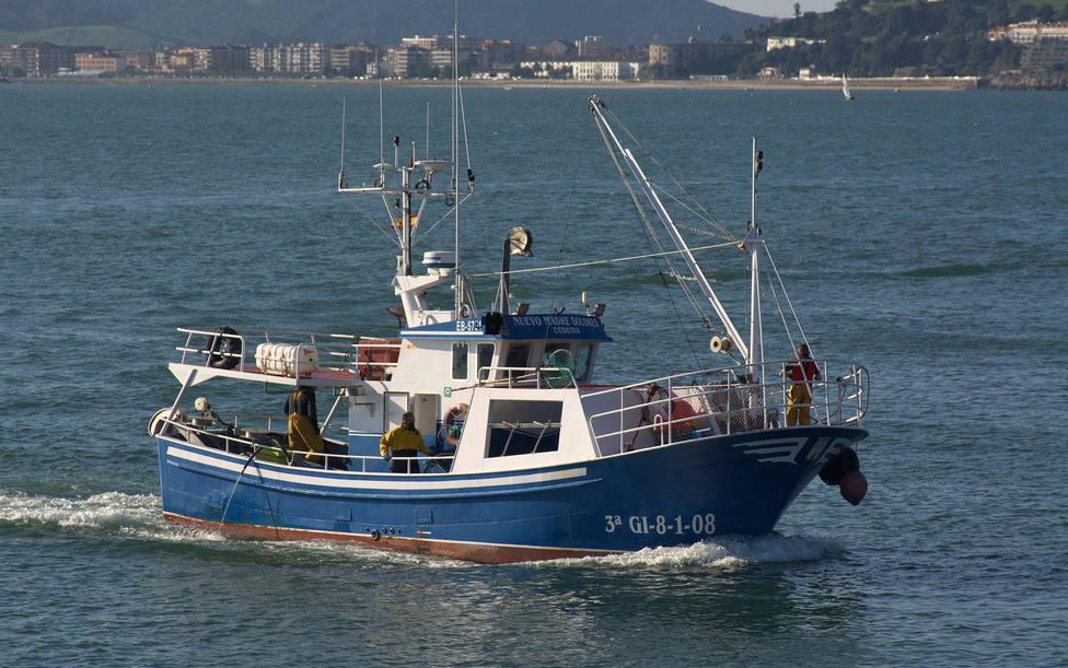 Foto de archivo del buque que ha sufrido el problema - Foto: Jesús García Callejo