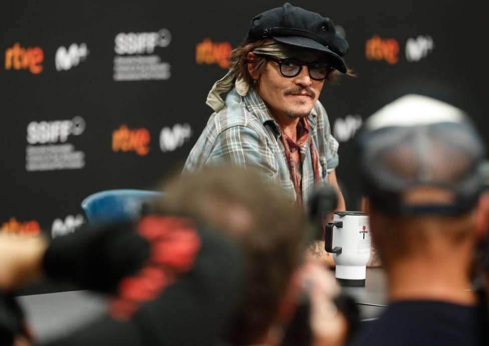 El actor Johnny Depp asegura que nadie está a salvo de la cultura de la cancelación