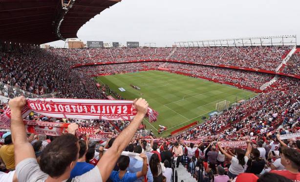 Imagen del estadio Ramón Sánchez Pizjuán (FOTO: Sevilla FC)