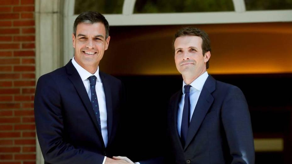Sondeo de ABC: PSOE y PP empatan en escaños