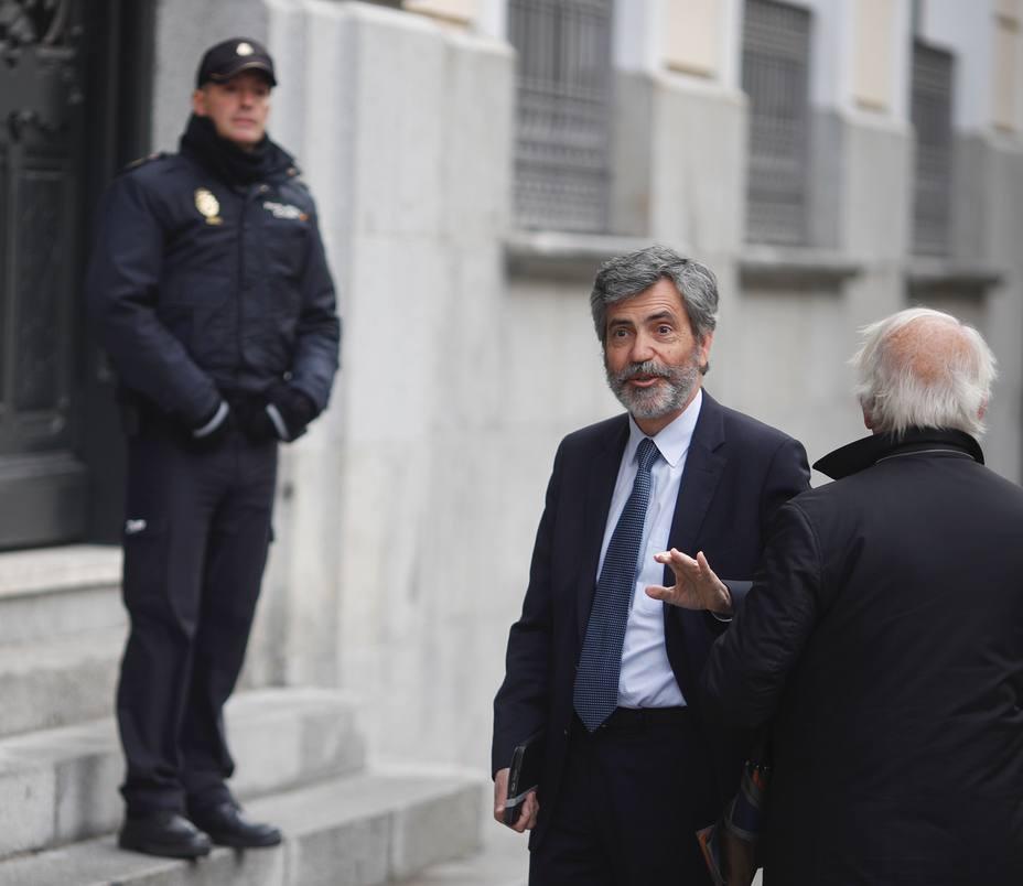 Bruselas no ve problemas sistémicos ni razones de preocupación en el sistema judicial español