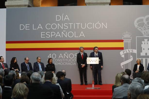 Garrido ve una derrota doble del PSOE en Andalucía y señala a Sánchez por negociar con separatistas y batasunos