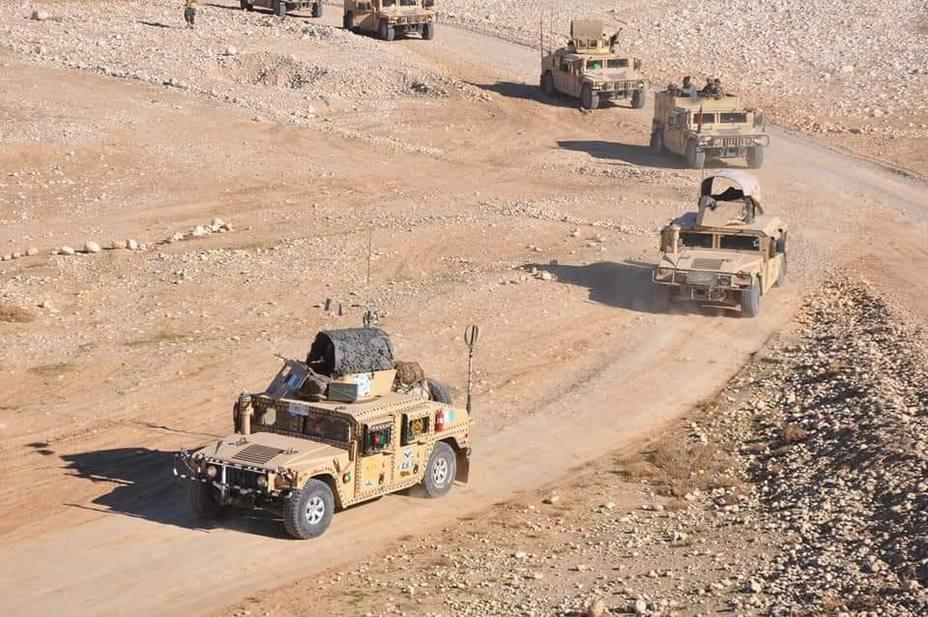 Las fuerzas de seguridad afganas matan a 43 insurgentes en varias operaciones en el sur de Afganistán