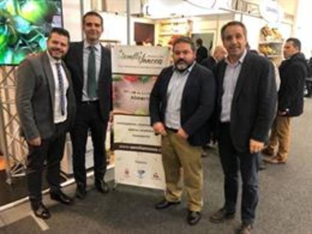Ayto Almería/Fernández-Pacheco en Fruit Logística 2019