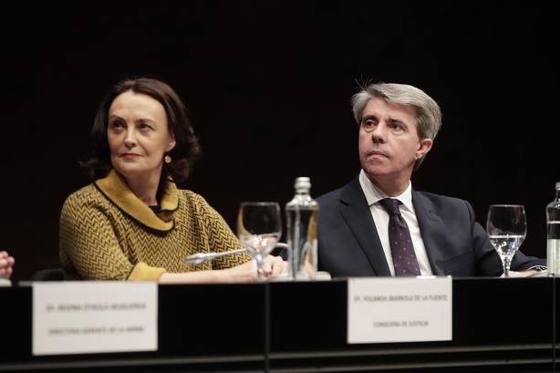 Garrido, que no está siguiendo el juicio de los espías, espera que en breve se resuelva en los tribunales