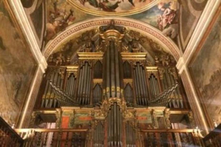 Órgano de la Catedral de Jaca