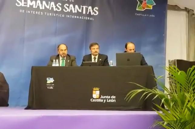 Presentación de la Semana Santa en Zamora