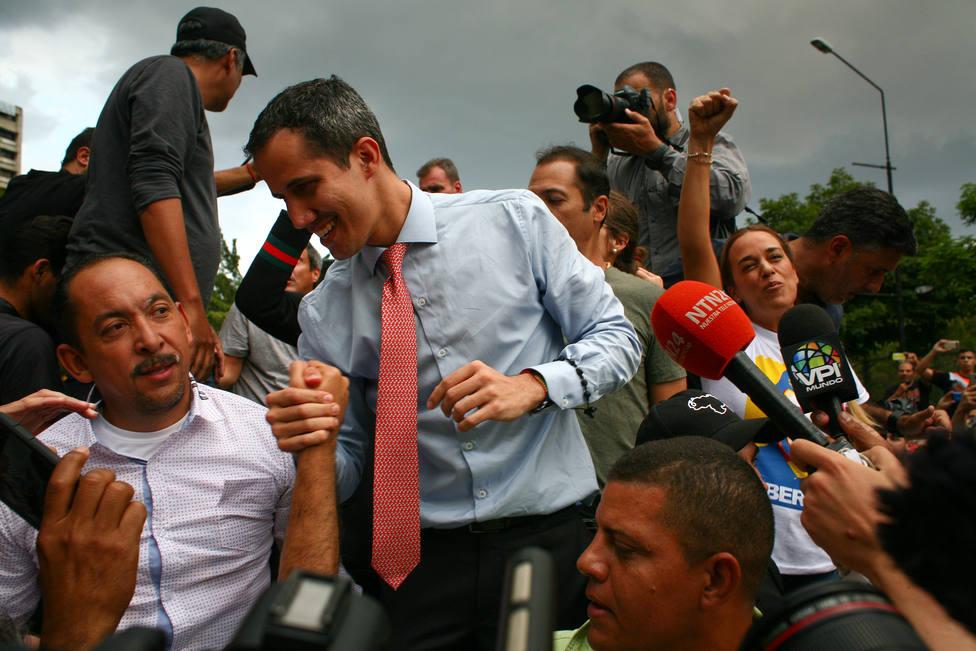 Almagro exige una fe de vida del jefe de despacho de Guaidó tras ser detenido