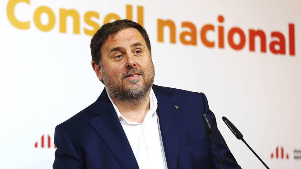 La Junta Electoral autoriza una rueda de prensa de Junqueras el Viernes Santo desde Soto del Real