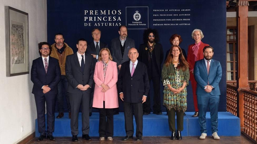 Jurado del Premio Princesa de Asturias de las Artes 2019