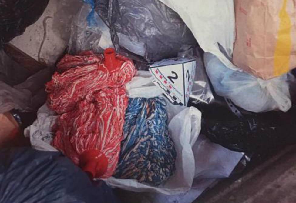 Las imágenes del sospechoso del asesinato de Janet Jumillas que desvela el informe
