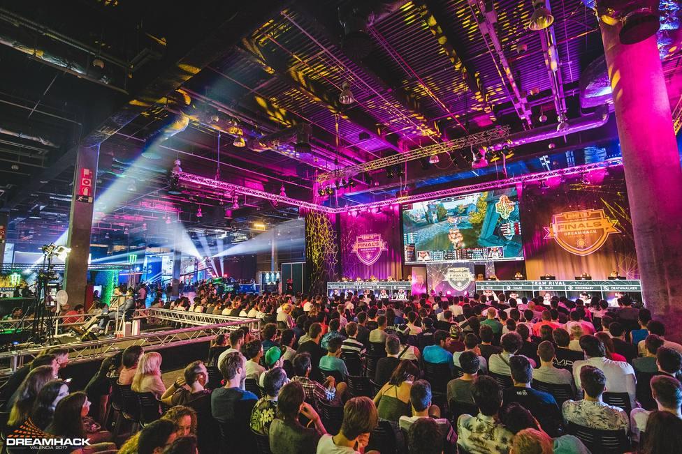 Valencia acoge tres años más el Festival Internacional de Videojuegos DreamHack, que espera más de 55.000 visitantes