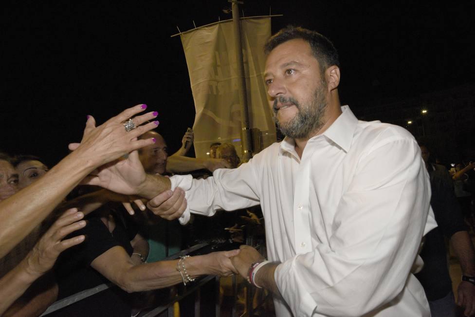Salvini teme una alianza entre el M5S y el Partido Democrático: Después de este gobierno solo hay elecciones