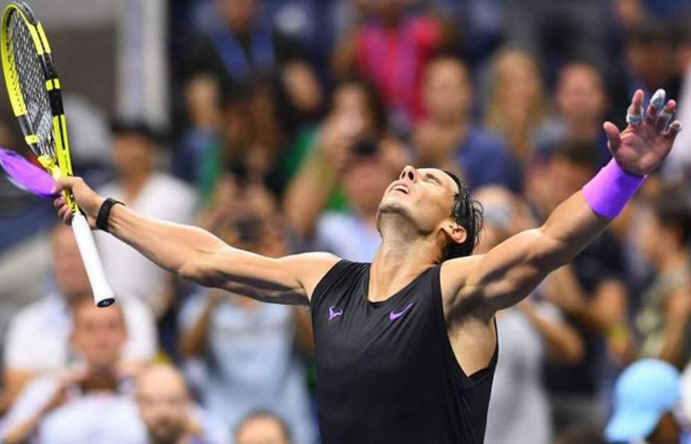 La serie que vio Rafa Nadal tras su victoria en el US Open