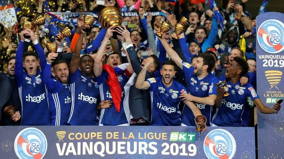La Copa de la Liga de Francia dejará de disputarse a partir de la próxima temporada