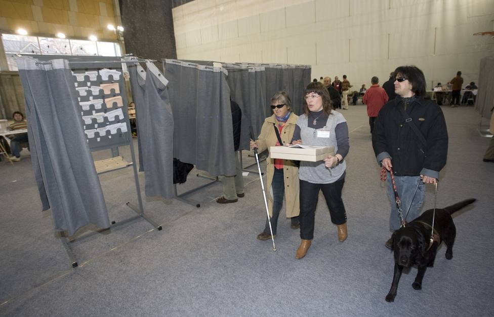 VOTACIONES EN VITORIA