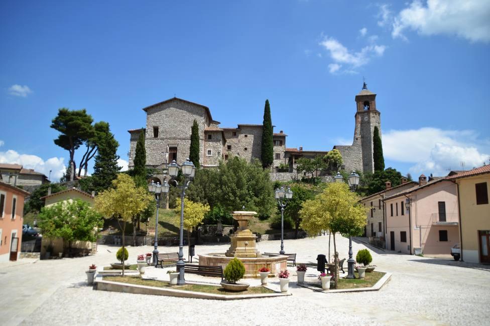 La visita a esta pequeña localidad italiana de apenas 1.500 habitantes tendrá lugar este domingo, 1 de diciemb