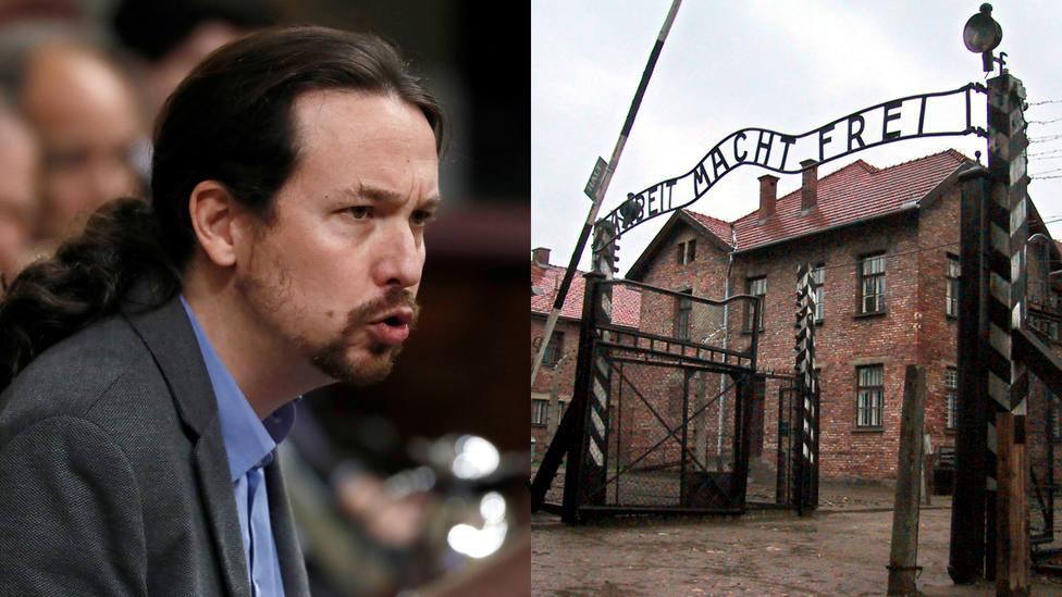 Críticas a Iglesias por cifrar en decenas de miles las víctimas de Auschwitz
