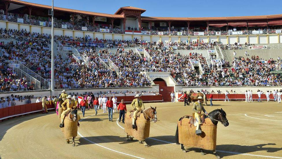 La plaza de toros de Beziers celebrará el próximo mes de agosto su feria taurina