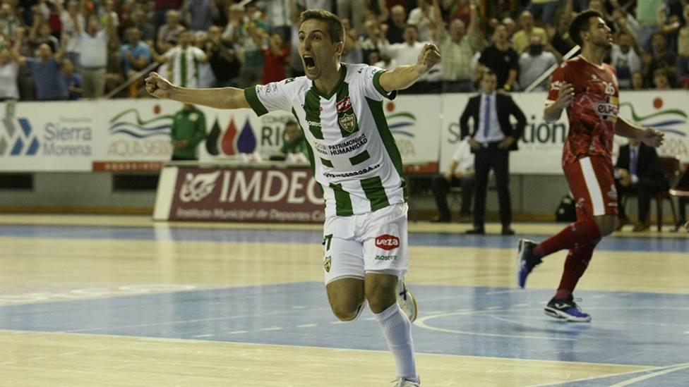Javi Sánchez, de futbolista profesional a luchar contra el coronavirus