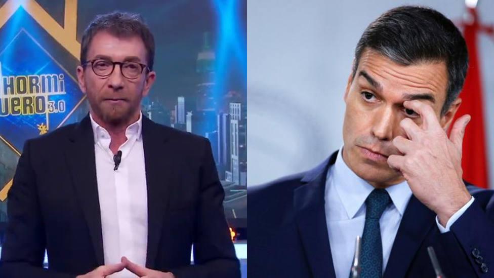 La aplaudida lección de Pablo Motos a Pedro Sánchez: El que manda se ha equivocado ya muchas veces
