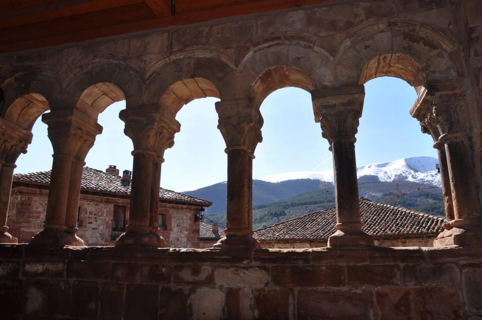 Patrimonio Iglesias Templos Pineda Sierra