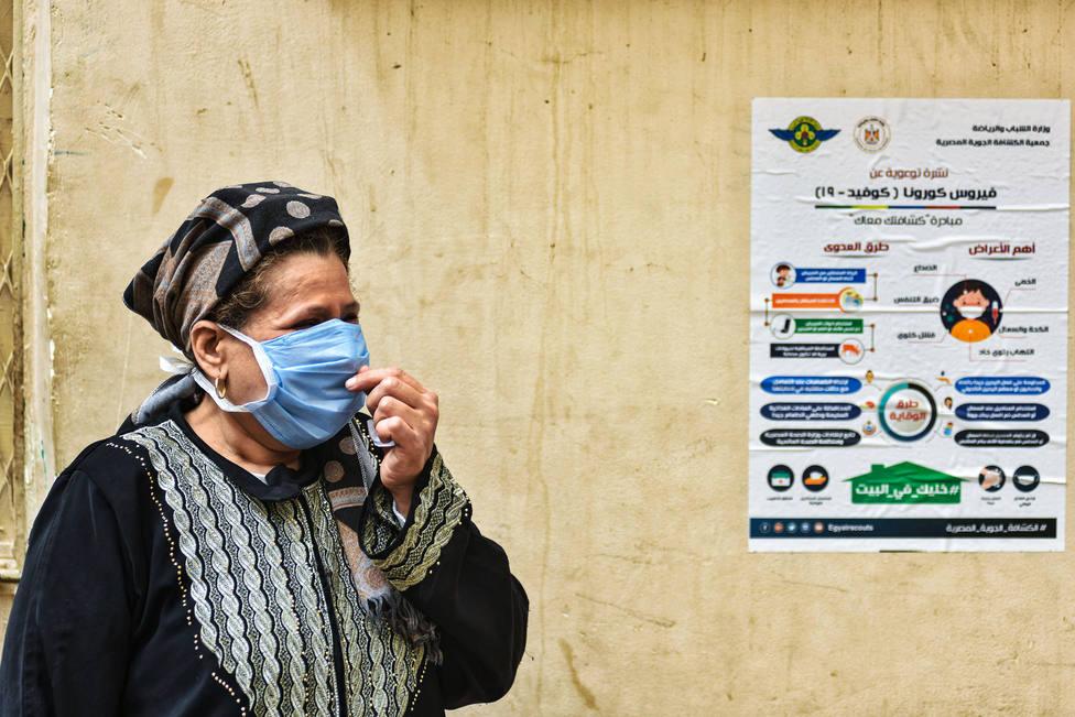 África supera la barrera de los 600.000 contagios por coronavirus