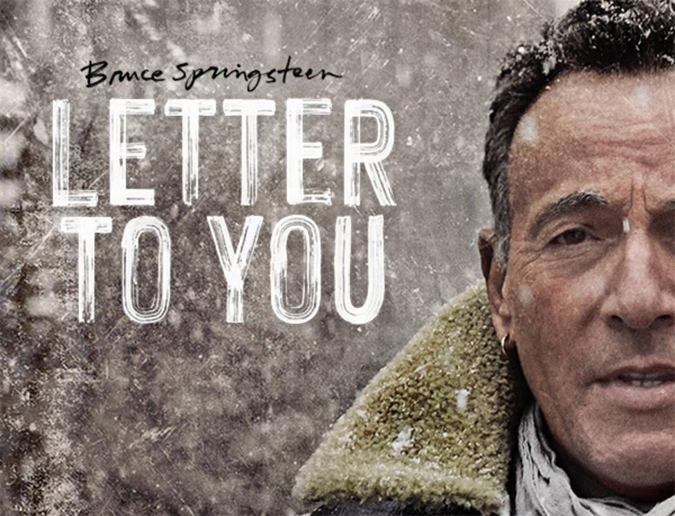 Así suena Letter to you, lo nuevo de Bruce Springsteen