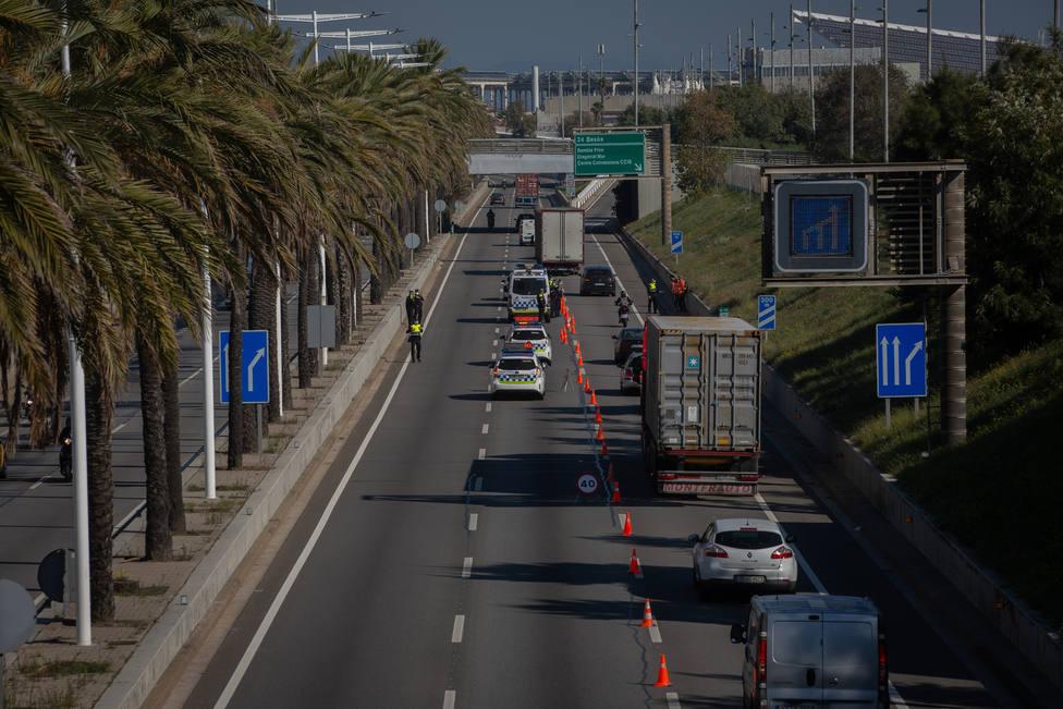 Los Mossos denuncian 1.205 infracciones de restricciones en 24 horas