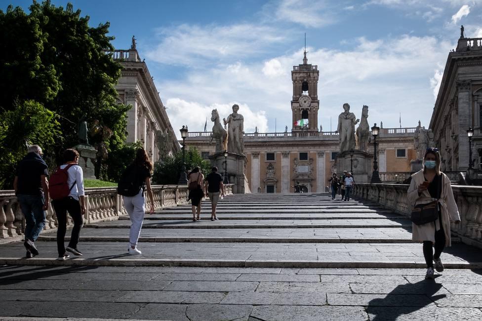 Italia suma 27.000 nuevos positivos por covid-19 y supera la barrera de los 1,2 millones de contagios