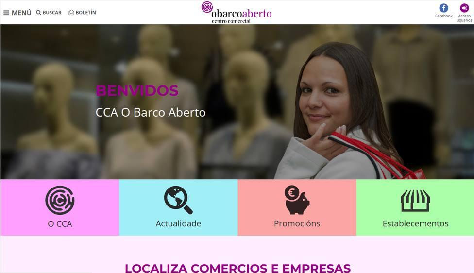 Centro Comercial Aberto