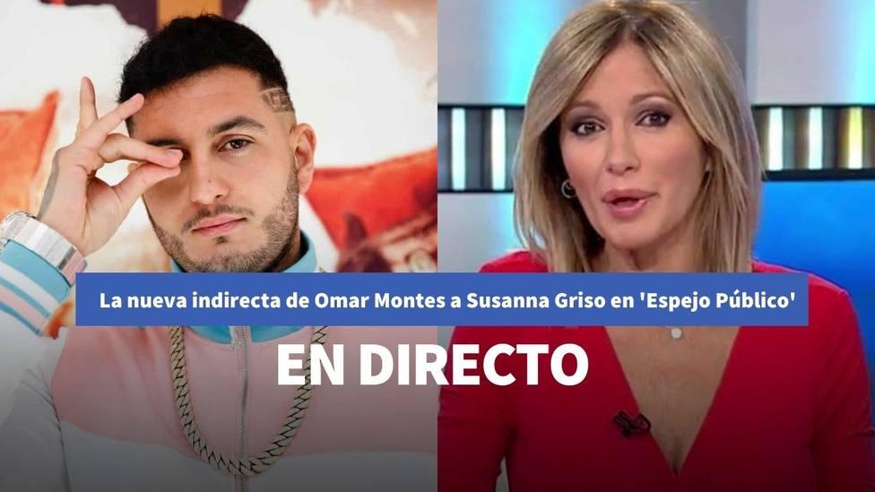 Omar Suárez aprovecha la ausencia de Susanna Griso en 'Espejo Público' para lanzarle una nueva indirecta