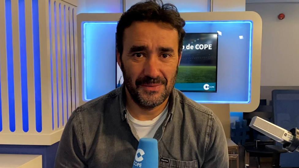 Juanma Castaño, director de El Partidazo de COPE