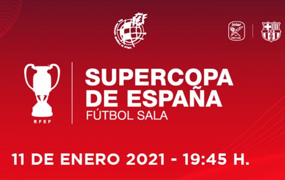 La Supercopa de España de fútbol sala