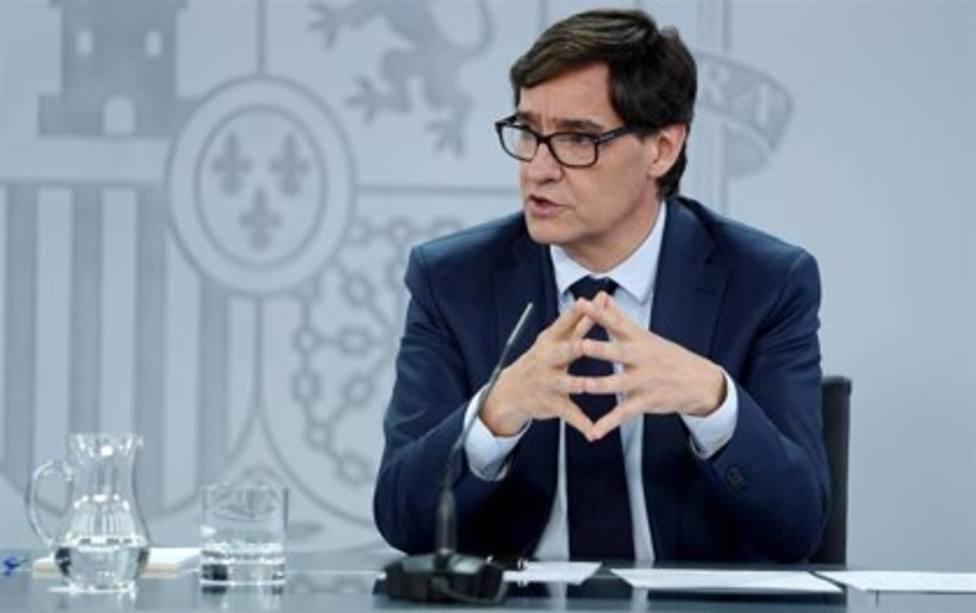 Salvador Illa continuará de ministro hasta empezar la campaña si se aplazan los comicios