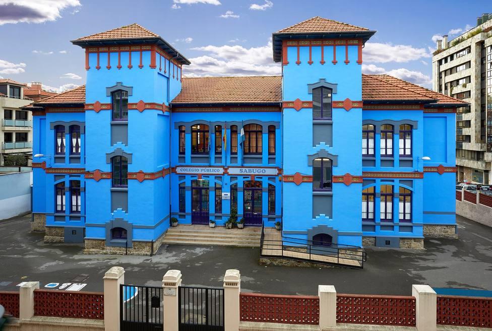 Colegio Sabugo de Aviilés