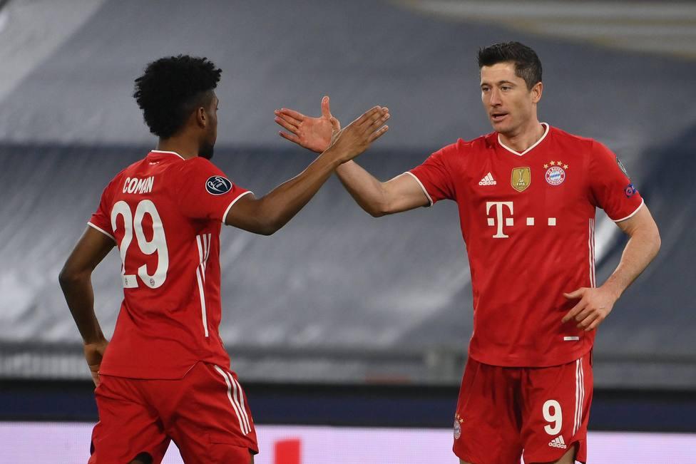 Lazio vs Bayern Monaco - Uefa Champions League 2020 2021